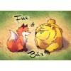 Fux und Bär