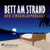 Bett am Strand - Einschlafen zu Reisegeschichten