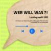 Wer will was?! - Bundestagswahl 2021