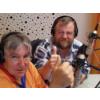 Computerclub Zwei mit Wolfgang Back und Wolfgang Rudolph