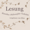 Lesung Podcast Download