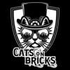 Cats On Bricks Mix