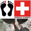 Barfusssschweiz - Barfuss leben. Barfuss laufen. Es ist gesund und macht extrem viel Spass.