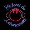 Völlerei und Leberschmerz