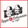 Niedersächsischer Jäger – mit Teppe und Schwenen op Jagd