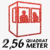 2,56 Quadratmeter – Aus dem Leben einer Dolmetscherin Podcast Download