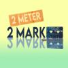 2 Meter 2 Mark