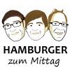 Hamburger zum Mittag