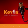 Kevin allein im Marketing Podcast Download