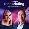 Das Tech Briefing Express — mit Christoph Keese und Lena Waltle
