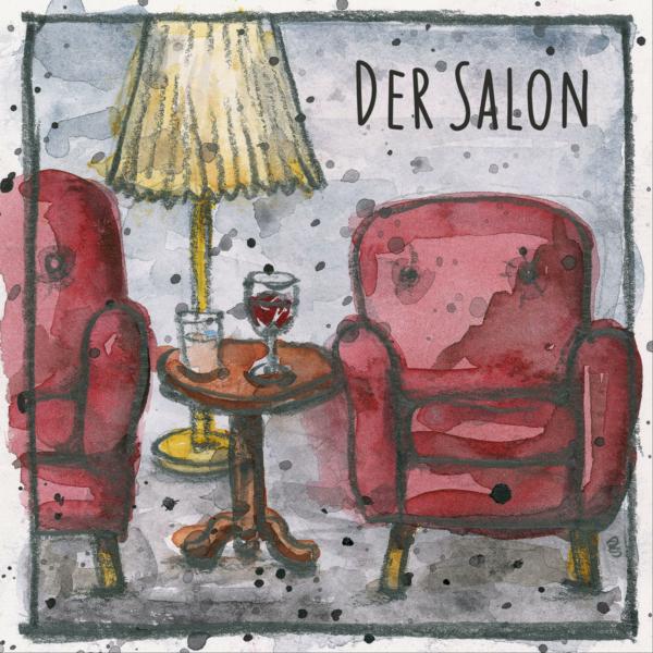Der SALON - sandstein.kultur-Podcast