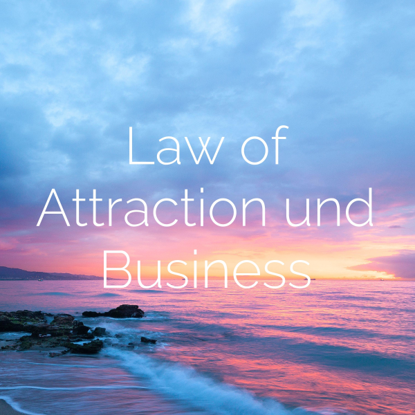 Law of Attraction und Business