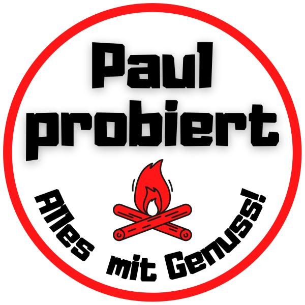 Paul probiert