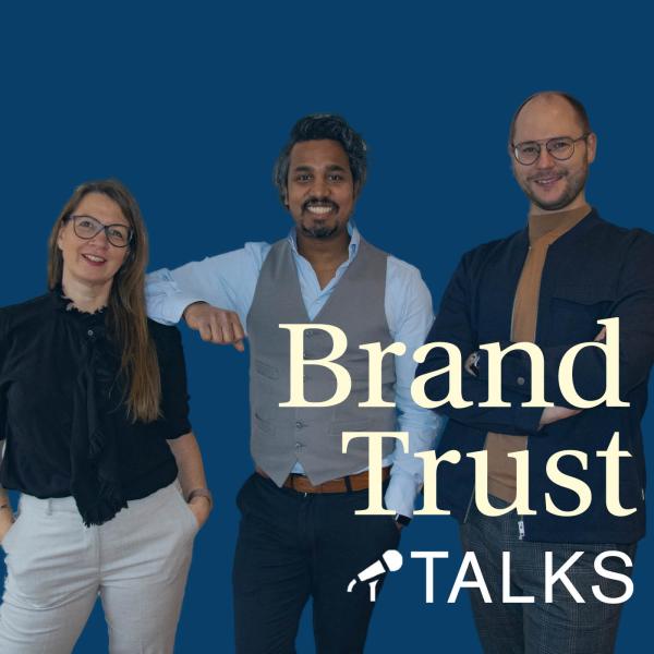 Podcast für Marketing und Markenführung - BrandTrust Talks