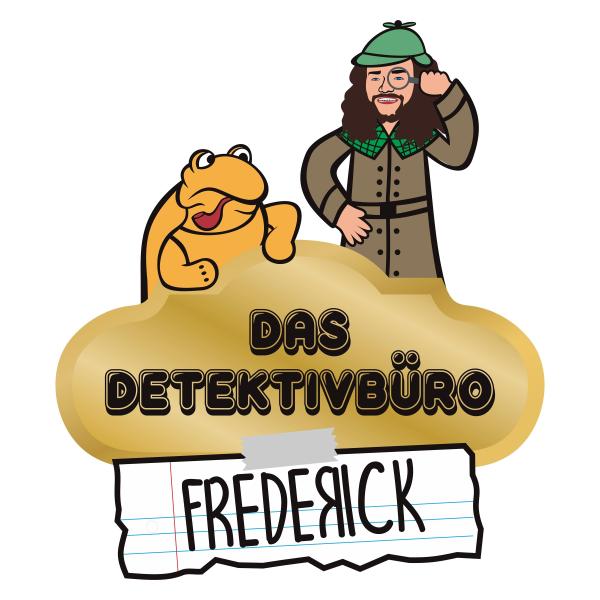 Kinderhörspiel - Das Detektivbüro Frederick (Der Kinder-Podcast mit Geschichten für Kinder)