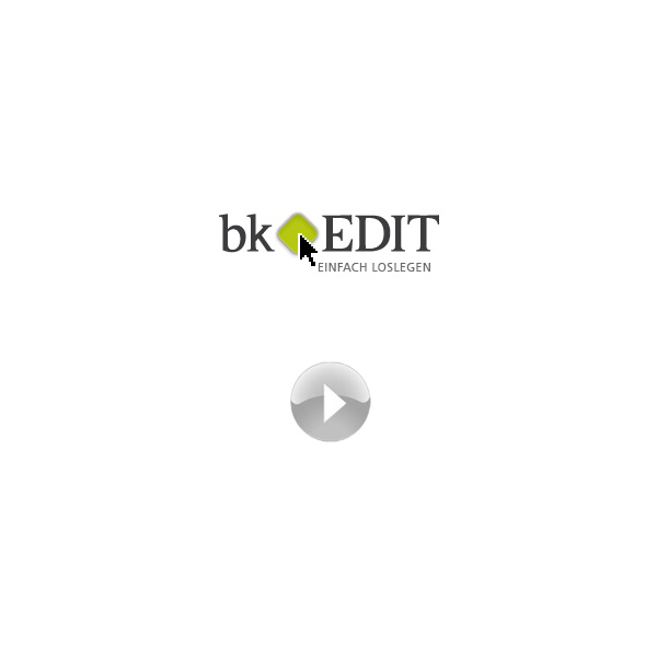 bk.EDIT - der effektive ContentManager