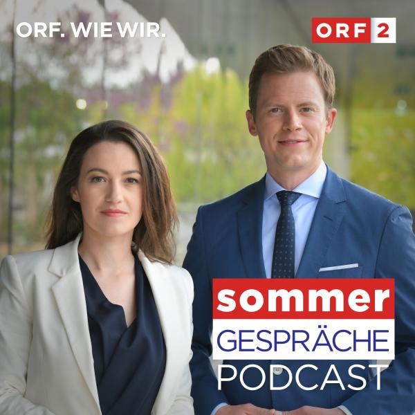 SOMMERGESPRÄCHE-Podcast