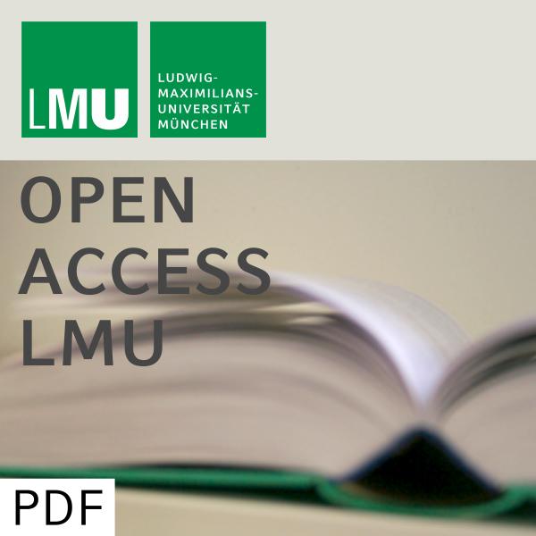 Medizin - Open Access LMU - Teil 21/22