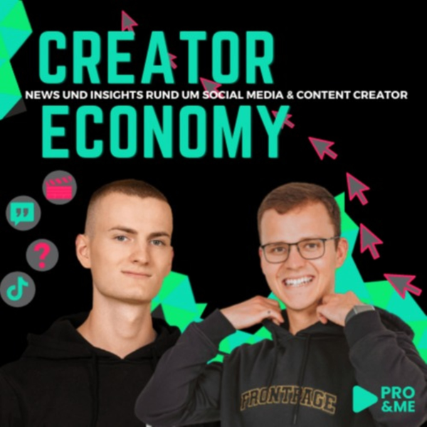 Die Creator Economy - Sven Oechler & Lukas Heining