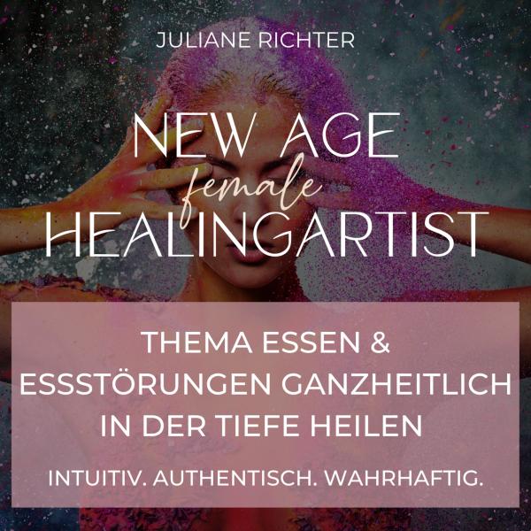 Embody your heart Podcast - Thema Essen heilen, Leichtigkeit & Lebenskraft