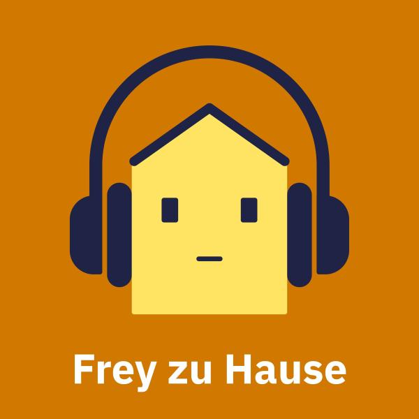 Frey zu Hause