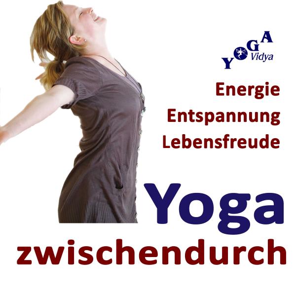 Yoga zwischendurch überall