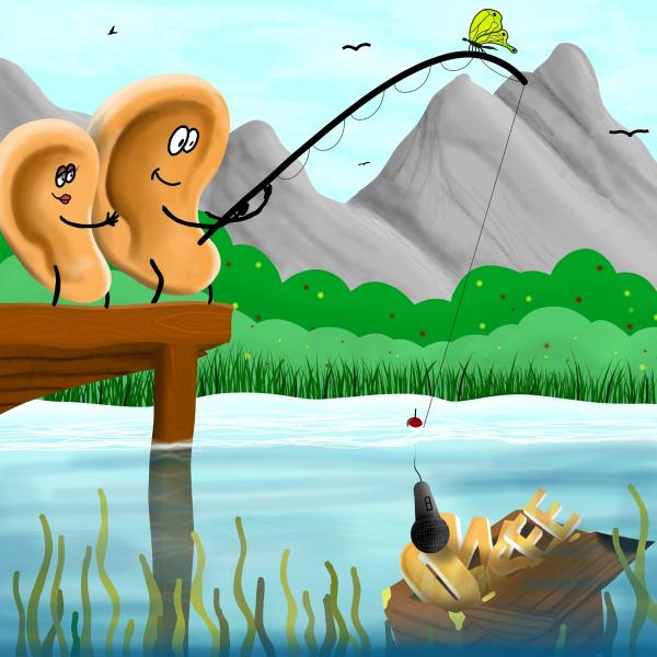Der Schatz im Wörtersee - Der Podcast für Sinnentwickler