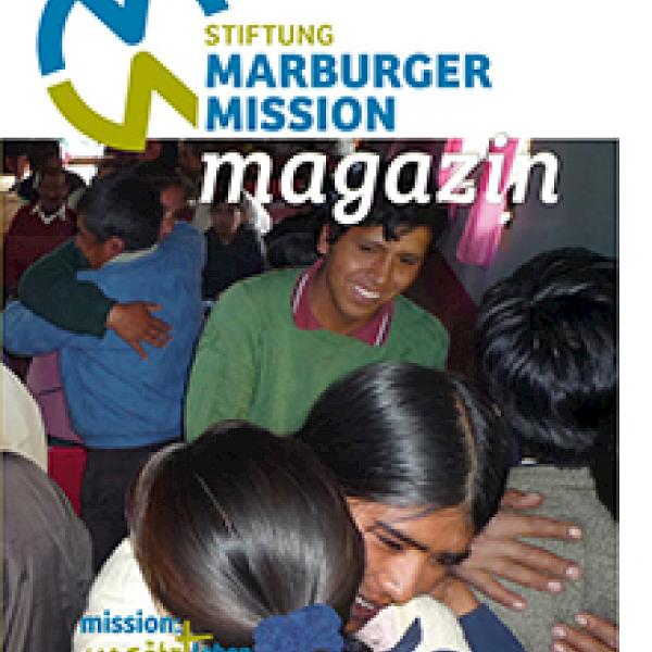 Marburger Missions Magazin