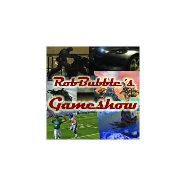 Rob Bubble´s Gameshow
