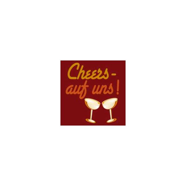 'Cheers - auf uns!' - Weblog mit Audio-Einsprengseln