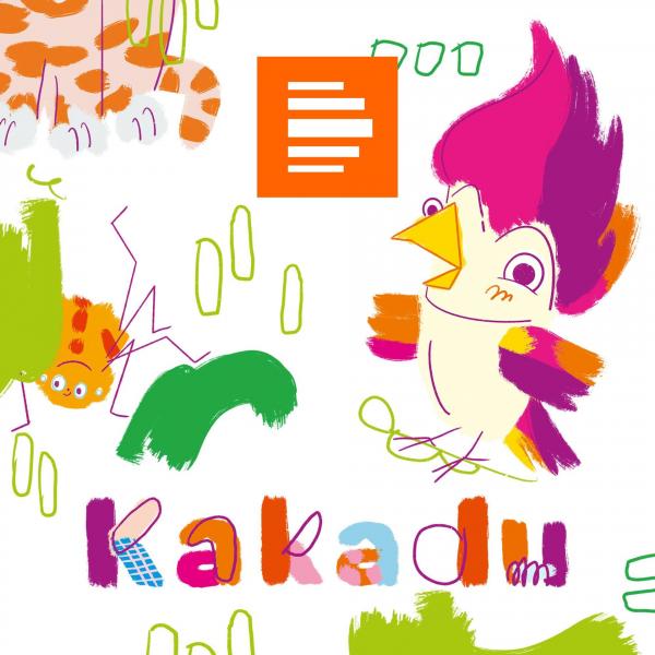 Kakadu Kinderpodcast des DLF auf Deutschlandfunk Kultur
