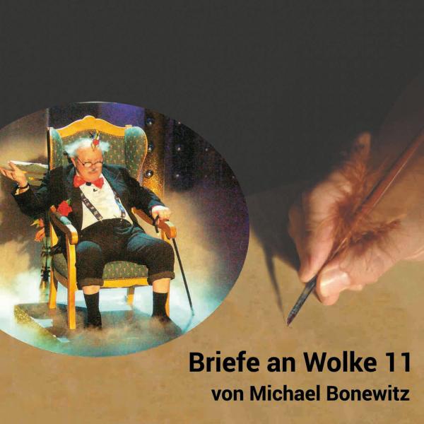 Brief an Wolke 11 von Michael Bonewitz
