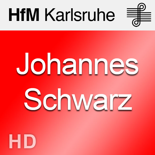 Johannes Schwarz Meisterkurs - HD