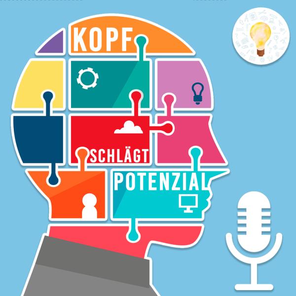Kopf schlägt Potenzial Podcast mit Dave Brych