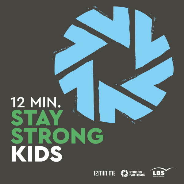 12min.StayStrong #Kids