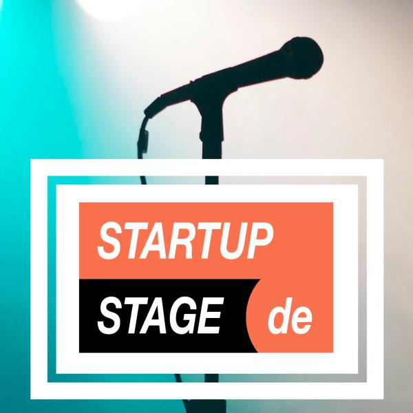 Startup Stage - Q&A mit echten Machern