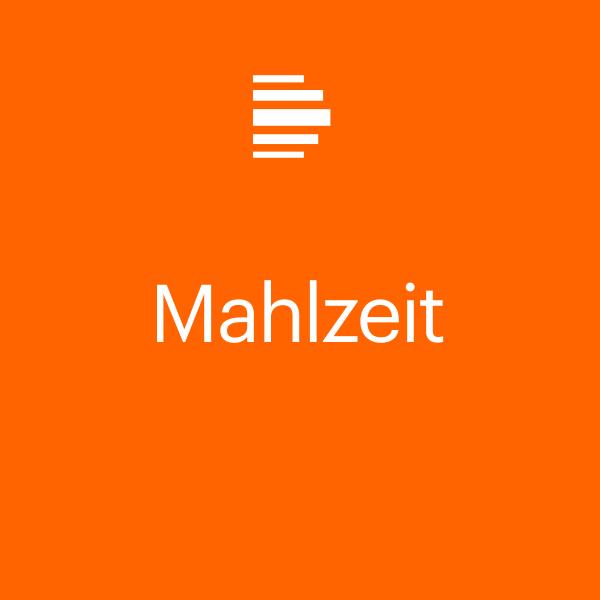 Mahlzeit - Deutschlandfunk Kultur