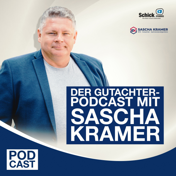Der Gutachter Podcast mit Sascha Kramer