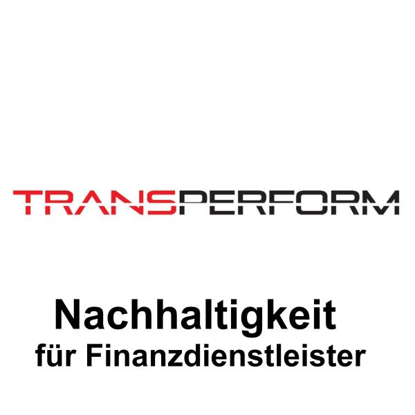 Nachhaltigkeit für Finanzdienstleister – The Big Picture