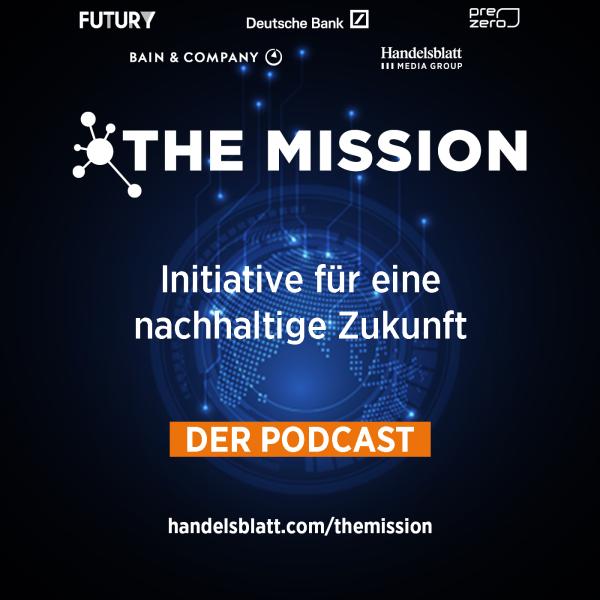 The Mission – der Podcast zur Nachhaltigkeitsinitiative