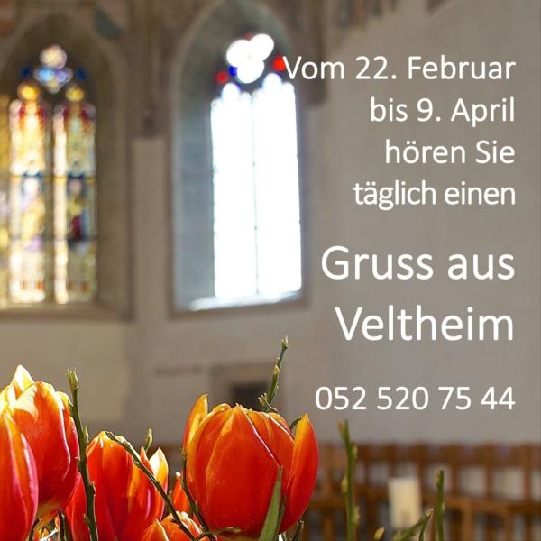 1. März bis 31. Mai 2021 Evangelisch-reformierte Kirchgemeinde Veltheim