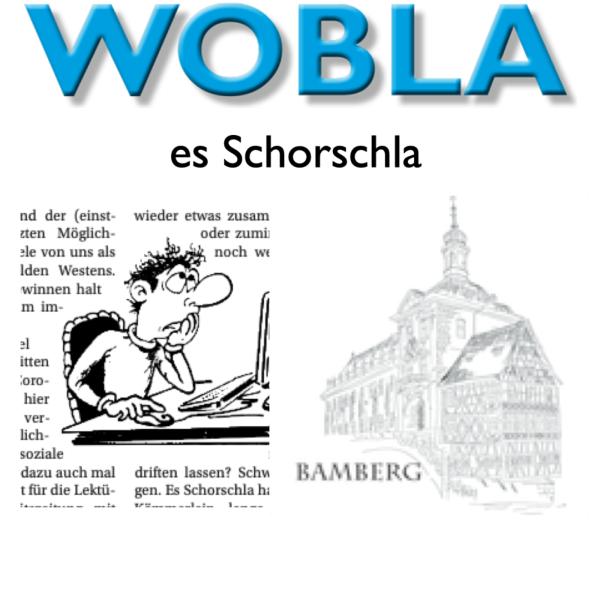 """Was meint """"Es Schorschla""""? - Aktuelles aus Bamberg und der Welt"""