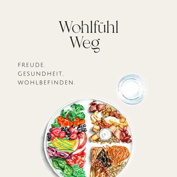 Wohlfühlweg - Dein Ernährungs-Podcast für mehr Freude, Gesundheit und Wohlbefinden