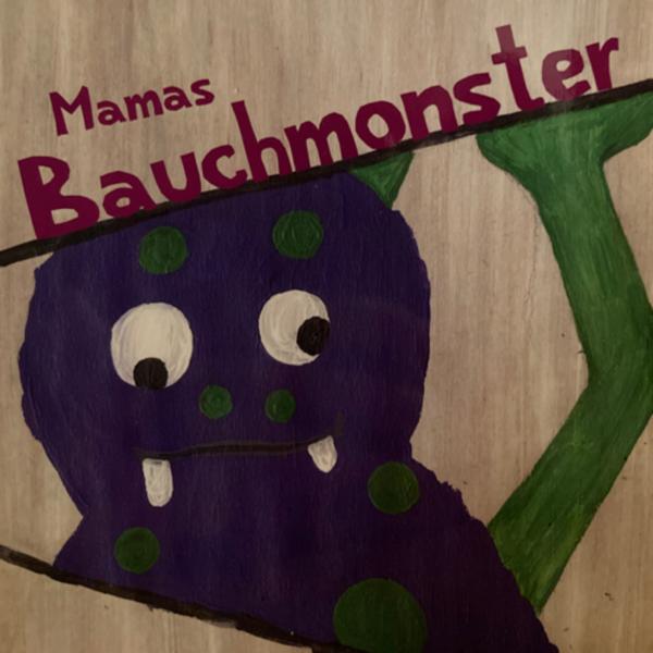 Mamas Bauchmonster — Familienleben mit chronischer Krankheit