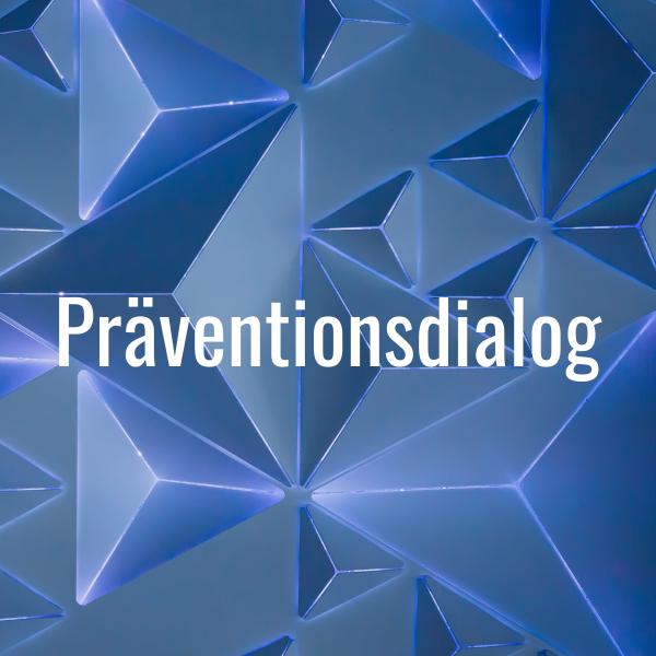 Präventionsdialog - digital
