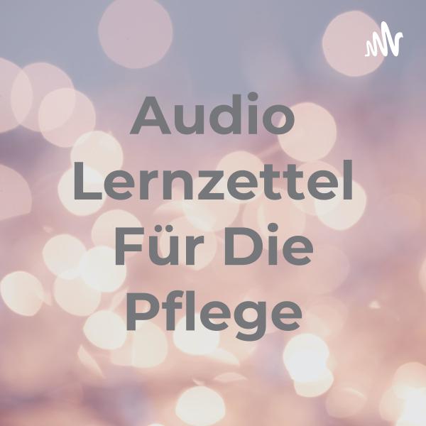 Audio Lernzettel Für Die Pflege