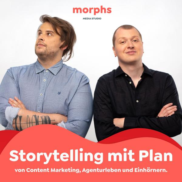 Storytelling mit Plan — von Content Marketing, Agenturleben und Einhörnern.