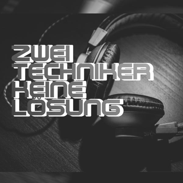 Zwei Techniker keine Lösung