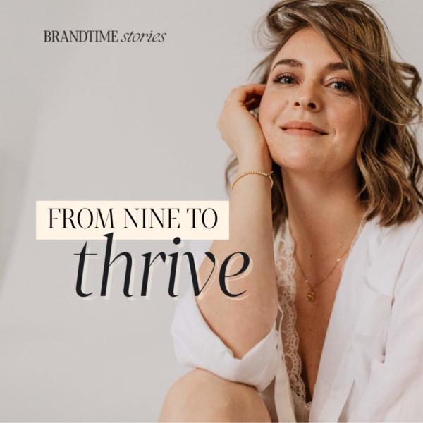 Brandtime Stories – der Podcast mit Sabrina Friedrich