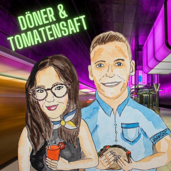 Döner & Tomatensaft